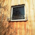 MKS - Fenster mit Geländer